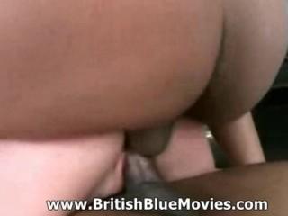 Donna Marie - British Black Cock Gang Bang