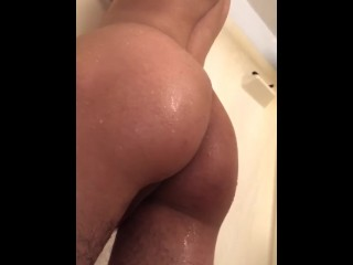 Booty in the shower