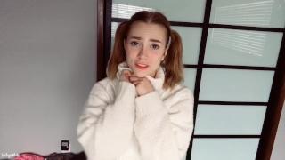 INDIGO WHITE - NEEDY GIRLFRIEND IS ON HER PERIOD (WHOLESOME)