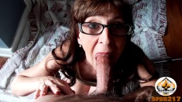 Sexy Milf Marie Enjoys Shadow's Hard Cock (REAL COUPLE)
