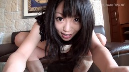 """""""Sayuri Ichimatsu"""" The best cute Japanese woman~ First Creampie!"""