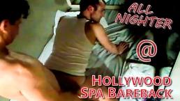 Sucking & RAW RIDING BIG HARD COCK at Hollywood Spa