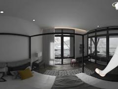 Anime Angel 3D 4k 360 VR Lap Dance in Bedroom