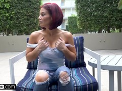 Real MILFs - Asian MILF Ryder Skye POV Blowjob
