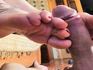 Xxx Girls Strip Sex Free Gift In Footjob By Oksifootjob, Cumshot Fisting Masturbation Milf Feet Russ