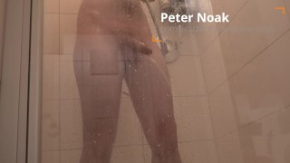 My wife does not shower with me, do you like to join? - Peter Noak