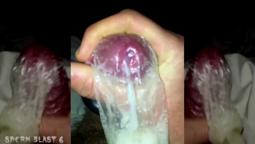 USED CONDOM MULTI LOAD SELF BREED - GOONER BATE - 2019
