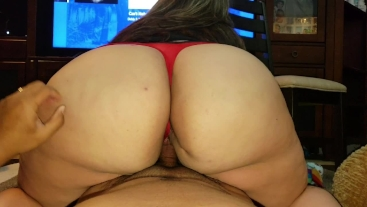 For All Your Big Booty Beauty Needs - THICK MILF POV ASS BOUNCING