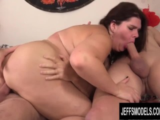 Operation Desert Storm Porn Slutty Bbw Danni Dawson Gets Shared Between Two Guys And Double Penetrat