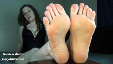 Stroke & Swallow for My Feet - Custom