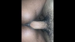 Big booty riding daddy dick