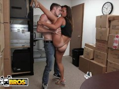 BANGBROS - Before Kelsi Monroe Became A Star, She Was In Our Back Room