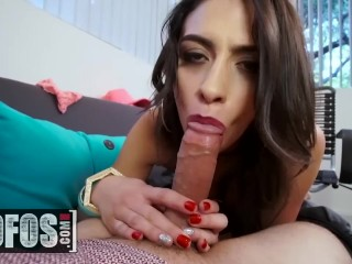 Dick in pusy bangbros - nina north fucks danny mountain for a better cable package