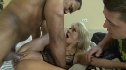 A Black Monster Cock FUCK YOUR WIFE... special Cuckold!!! vol. #01