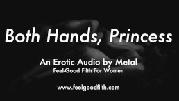 DDLG Role Play: Get Daddy Hard & Slide It In (Erotic Audio for Women)