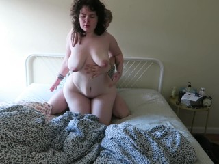 Got Home From Work And Woke Her Up To Fuck | Thick Ass White Girl