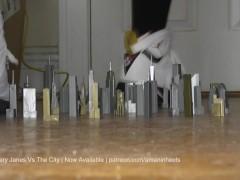 Giant Jock Decimates City (Teaser)