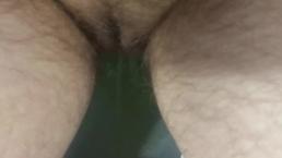 Teen FTM Pees in Public Men's Bathroom (MEN IN THE BATHROOM)