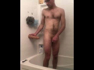 Bath Time Anal