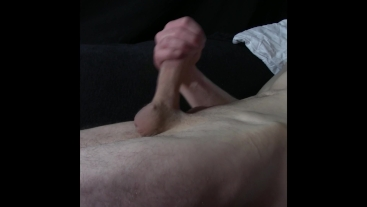 4K skinny boy masturbate with fleshlight and jerk off on the end