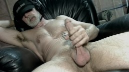 Cum with me slow stroking my cock Solo on webcam