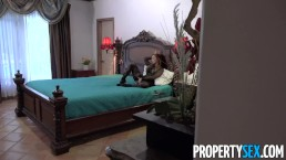 PropertySex - Real estate agent busted playing with herself