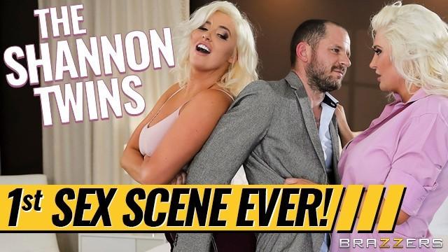 Kristina karissa shannon nude video - Brazzers - karissa shannon kristina shannon share one lucky cock