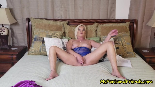 """Bedtime Story """"Casting Couch"""" with Ms Paris Rose"""
