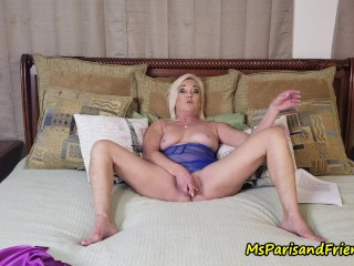 "Bedtime Story ""Casting Couch"" with Ms Paris Rose"