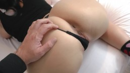 Horny Teen with BIG ASS gets juicy POV ANAL CREAMPIE (MUST SEE)