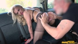 Fake Taxi - Polish blonde escort fucked