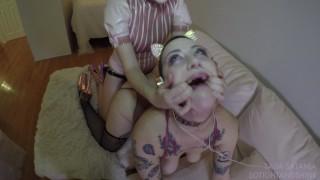 Hypno Stoner Slave Training
