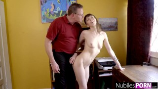 DetentionGirls - Slutty Teen Fucks Her Way Out Of Trouble S13:E5