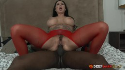 MDDS Lily Lane First Interracial Fuck