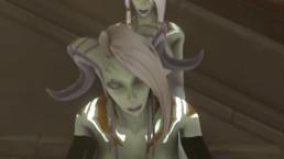Futa Draenei Fuck Threesome - World of Warcraft [futa x futa] w/ sound