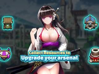Girls Garrison (Hentai Tower Defense Game)