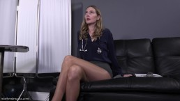 Prescription for Chastity - Femdom POV Medical Fetish Star Nine FULL VIDEO
