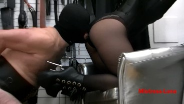 Pleasure for Mistress Luna