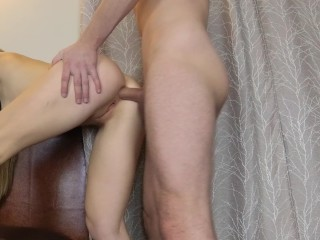 Blond Teen Loves To Get Has Many Anal Orgasms Much Cum...