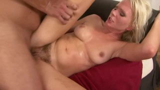 Hairy Young Bitch from Las Vegas - USA