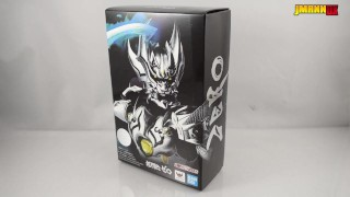 S.H. Figuarts Ginga Kishi ZERO (Shinkocchou Seihou) - Toy Review