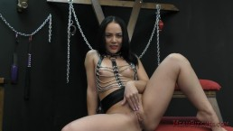 Mistress Kristina Rose Degrades You And Makes You Worship Her - Femdom JOI