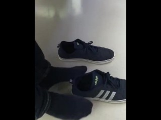 Shoeplay Video 016: Adidas Shoeplay At Work 1
