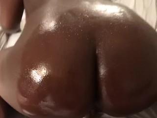 Twerking for daddy