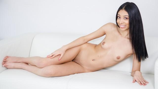 Jays Pov - Perfect Ebony Teen Jada Doll First Time -9483