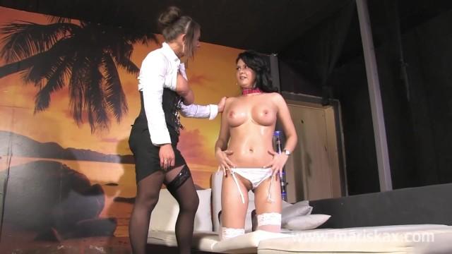 Pictures of mariska hargitays widespread pussy Mariskas gangbang school with sexy-susi.