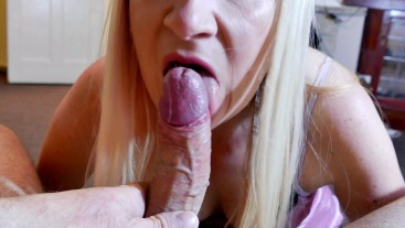HUNGRY FOR CUM POV BLOWJOB 4K