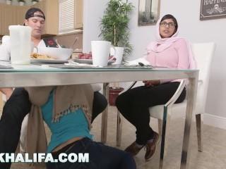 MIA KHALIFA – Brand New Behind The Scenes Outtakes Featuring Julianna Vega