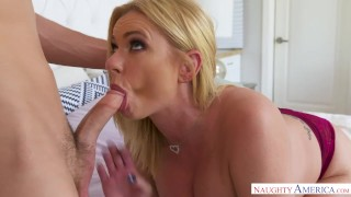 Hot Milf Briana Banks Loves Young Cock