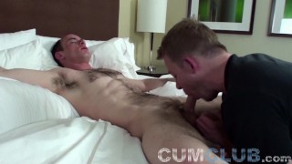 Cum Club: Mouthful of Muscle + Outtakes